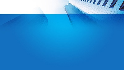 Blue-Company Powerpoint background template-2